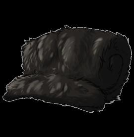 Large Animal Pelt - Mechanistic