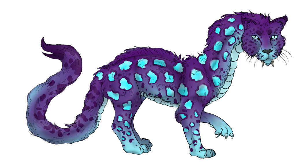 The Radiant Serpopard