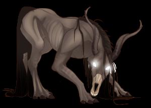 Lowrealm Ghoul Companion