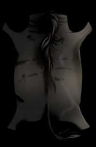 Wildebeest Hide - Melanistic
