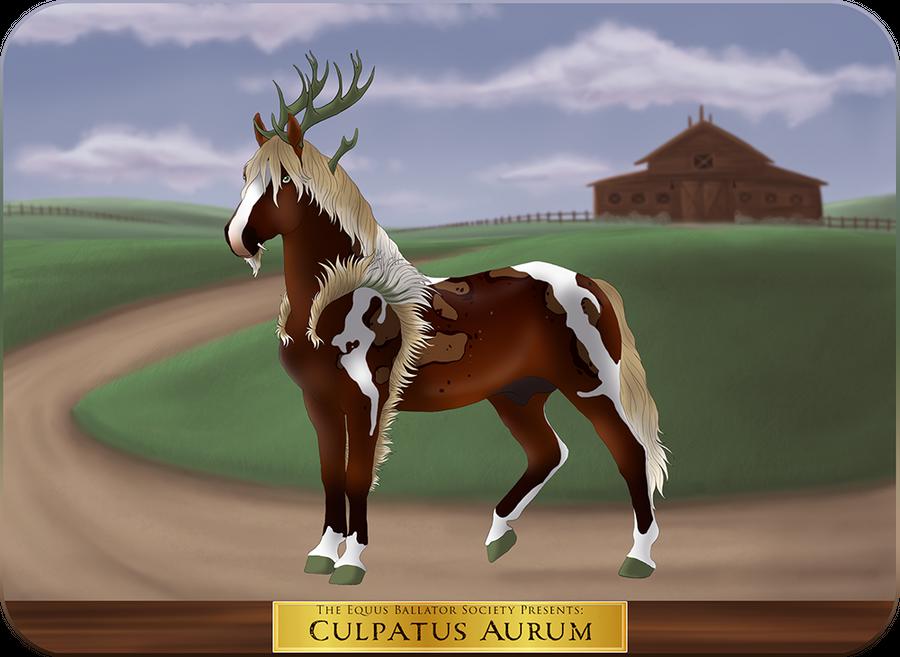 GH 1132 | Culpatus Aurum