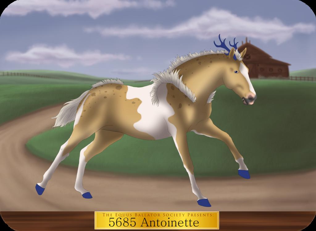 GH 5685 | Antoinette