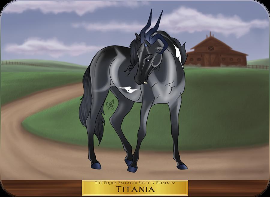 GH 5845 | Titania